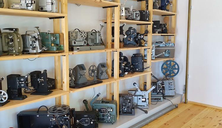Museum für Kino- und Fernsehtechnik - 5131 Franking