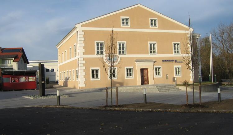 Amtsgebäude Jeging