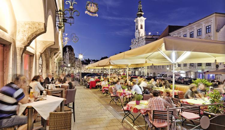 Schanigarten (© Hotel Mader)