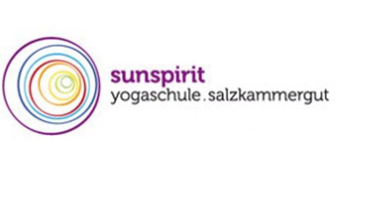 yogaschule Salzkammergut Logo. (© sunspirit)