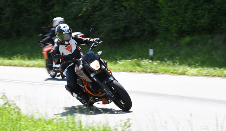 Motorradtour \
