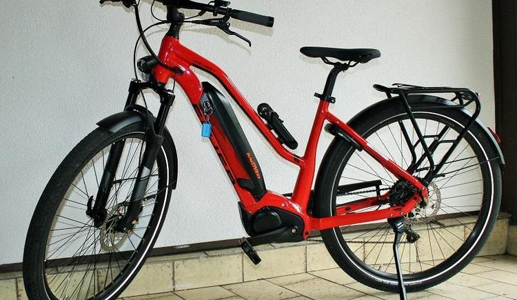 E-Bike Symbolfoto (© TVB Böhmerwald)
