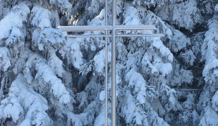 Viehberg Gipfelkreuz (© Gemeinde Sandl)