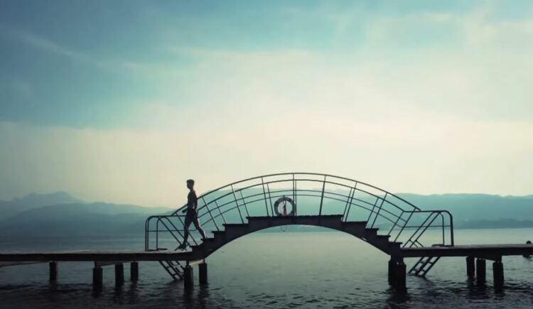 Strandbad Weyregg am Attersee (© TVB Attersee-Attergau)