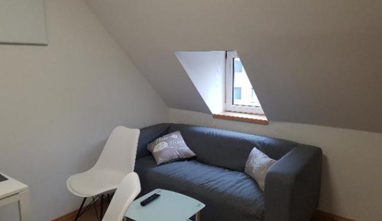 Roland Wurzer Appartement Dachgeschoss (© Roland Wurzer)