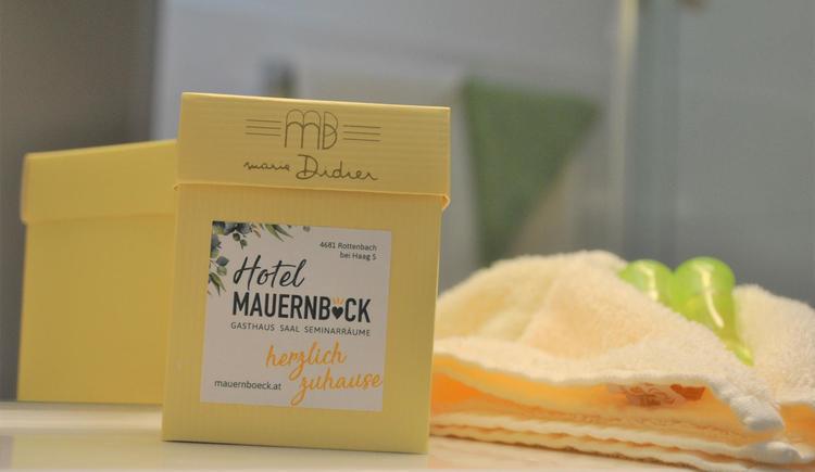 Herzlich Willkommen! (© Hotel Mauernböck)