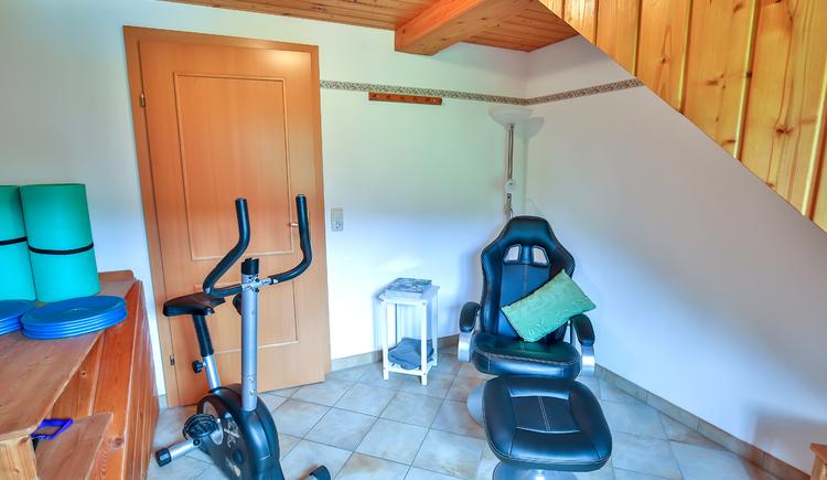 Wellness/Fitnessbereich