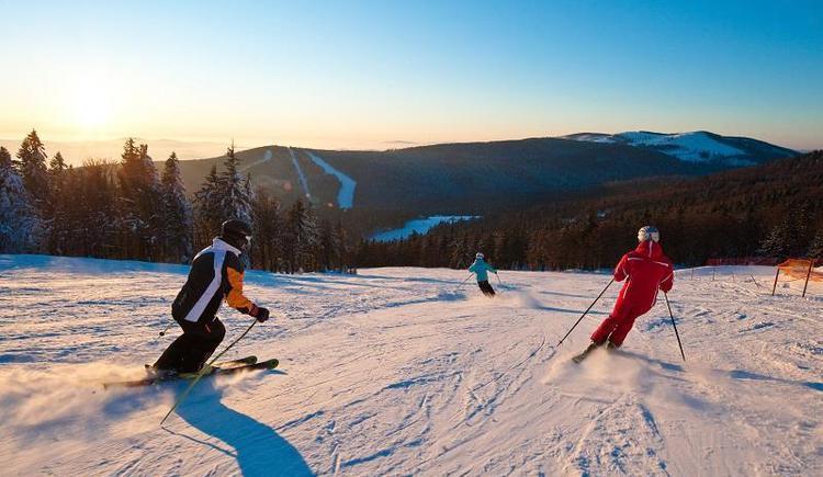 Skifahren (© OÖ Tourismus / Erber)