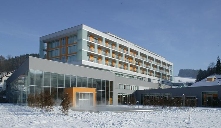 hotel-lebensquell-im-winter (© Lebensquell Bad Zell)