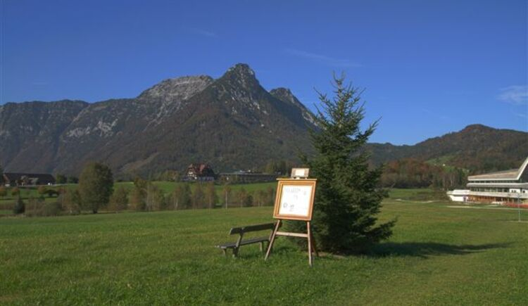 Auf dem Kienzl-Plateau (© Günter Köberl / Tourismusverband Ausseerland-Salzkammergut)