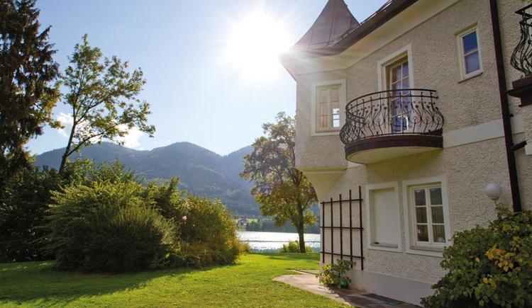 Seeschlössl (© Hotel Seewinkel)