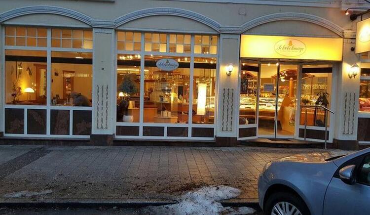 Cafe Schröckmayr in Wels