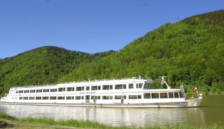 Schifffahrt nach Passau. (© Gaestehaus Donautal)