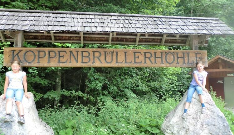 Einganz zur Höhle. (© Ferienregion Dachstein Salzkammergut)