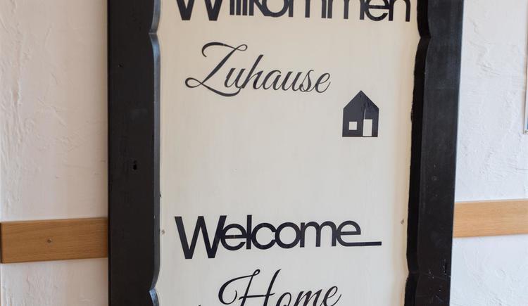 Willkommen Zuhause (© Privat)