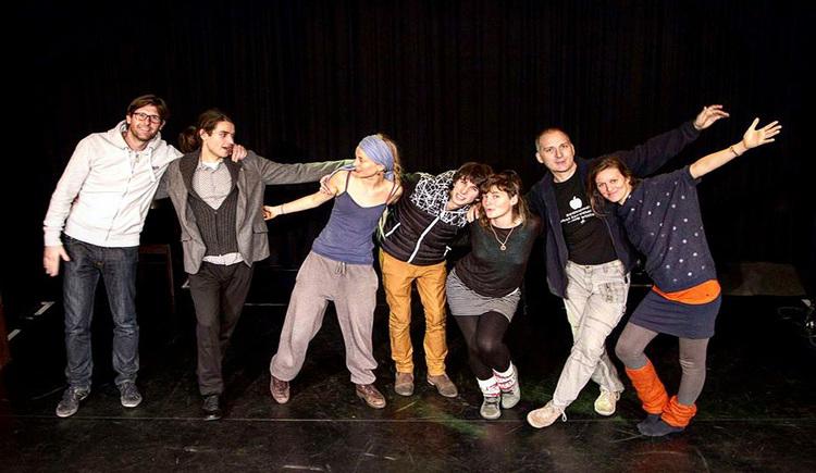Schauspielwoche (© Corinna Lenneis)