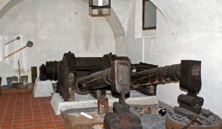 Hämmer Museum Fürstenstöckl (© (c) TVB Fuschlseeregion - Ortsbüro Ebenau)