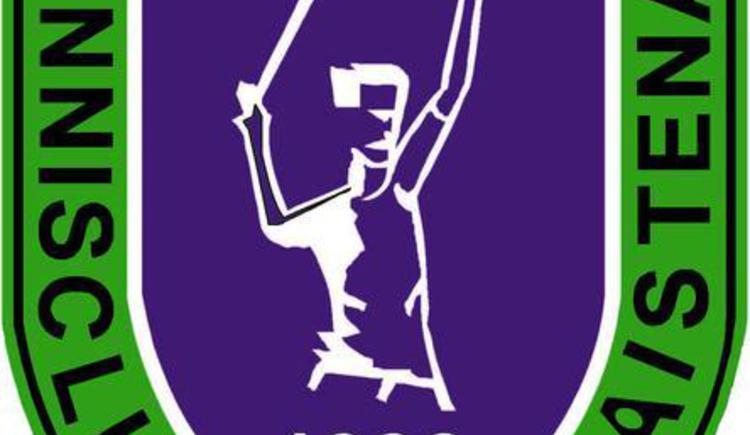 Logo of the tennis court in Faistenau