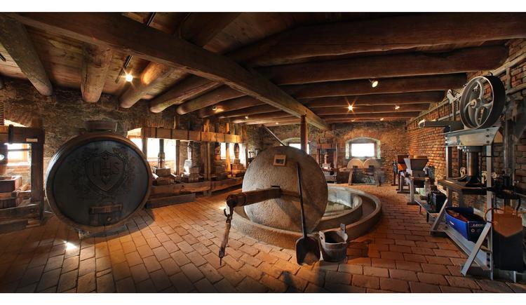Mostmuseum St. Marienkirchen an der Polsenz (© Naturpark Obst-Hügel-Land)