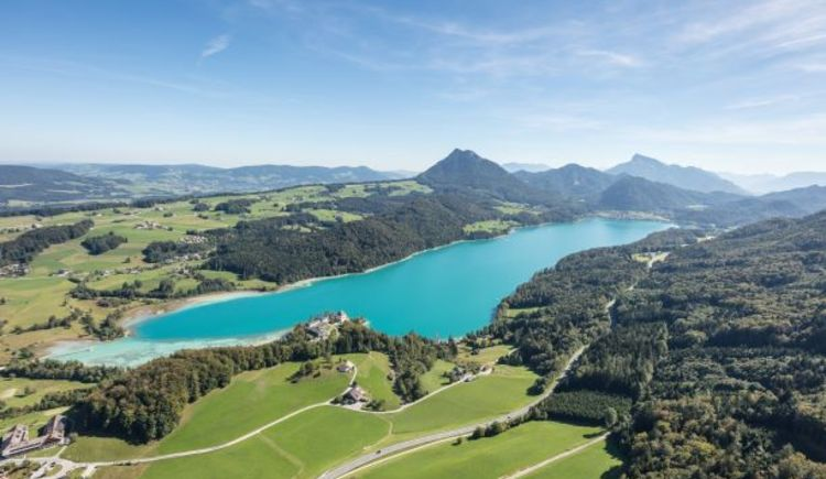 1. Tag - Anreise Fuschl am See (© Fuschlsee Tourismus)