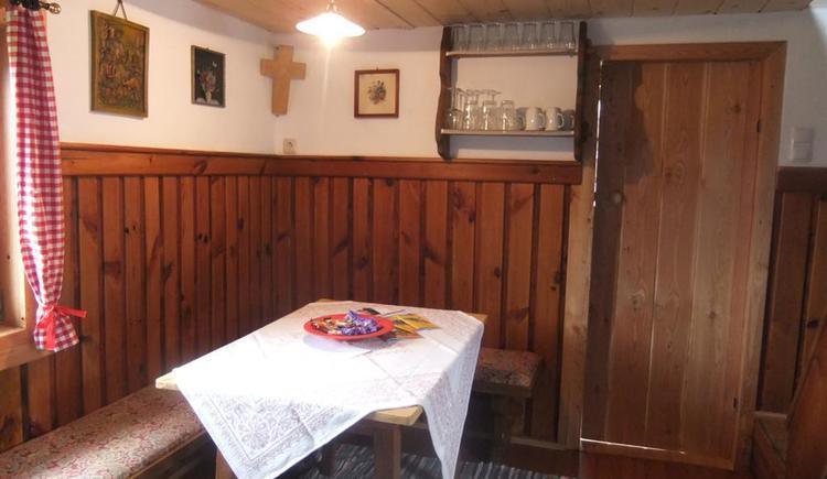 Ascher Hütte - Stube (© Ascher Hütte)