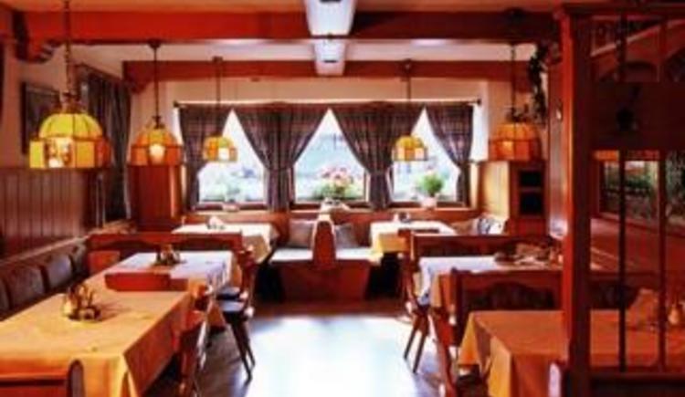 Gaststube (© Feriengasthof Grundner)