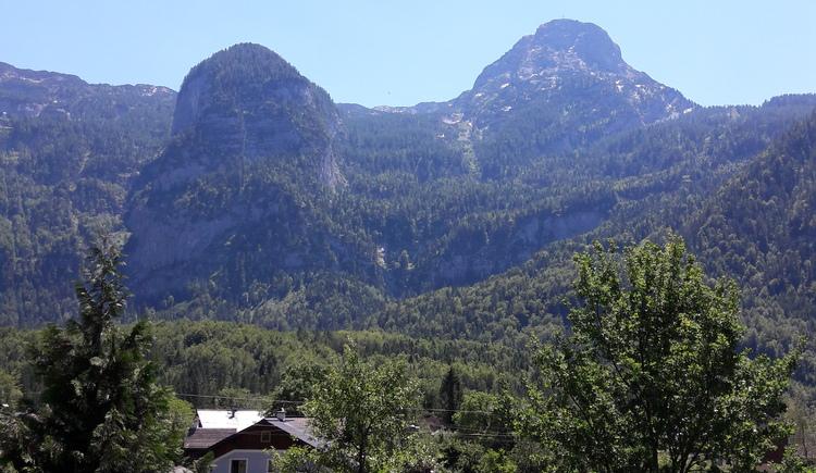 Ausblick auf den Dachstein-Krippenstein