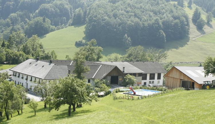 Gasthaus Kleinschönleiten - Laussa (© TV Nationalpark Region Ennstal)