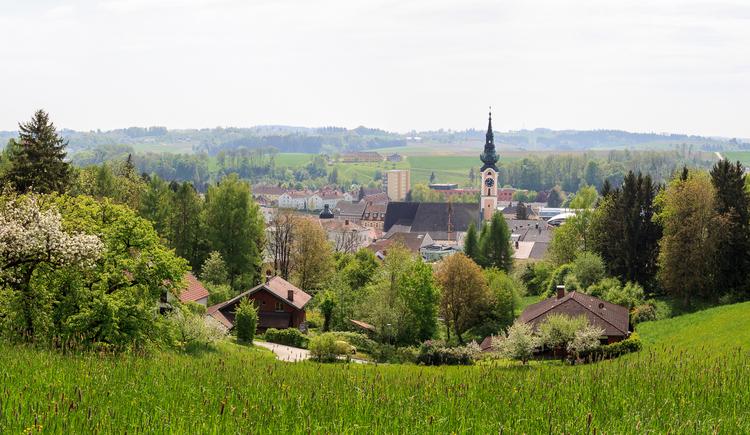 Grieskirchen (© Tourismusverband Urlaubsregion Vitalwelt Bad Schallerbach / Mühlleitner)