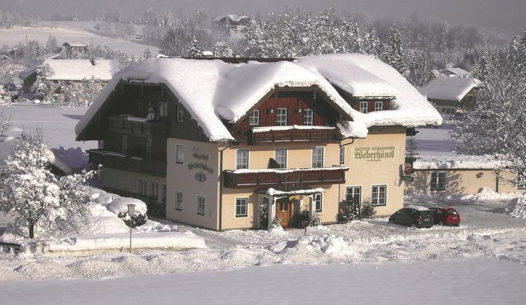 Weberhäusl im Winter (© Weberhäusl)
