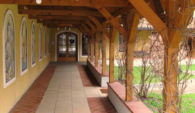 Kloster Gut Aich. (© Br. Elija)