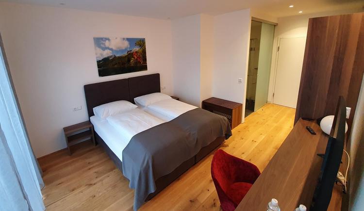 Hotel Garni Wallern Zimmer