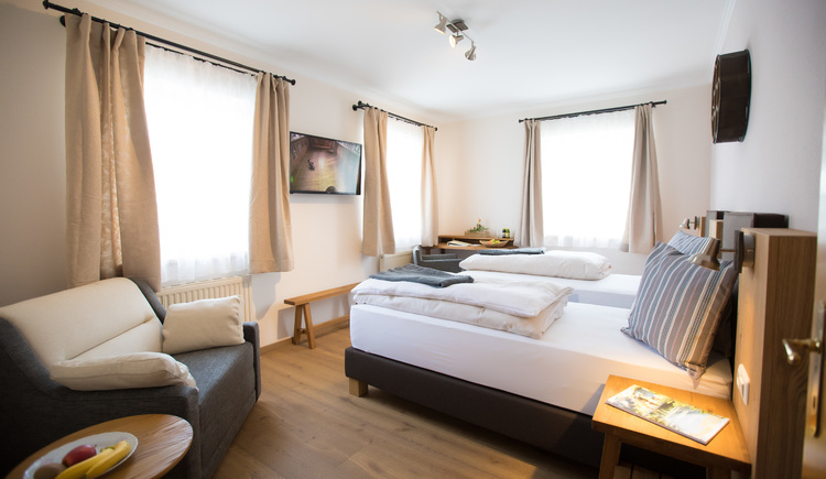 Doppelzimmer Gasthof Hotel Moserwirt (© www.moserwirt.at)
