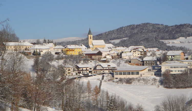 Peilstein im Winter (© Gabi Schaubmair)