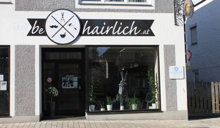 Foto zeigt Salon be hairlich .at in St. Goergen im Attergau in Oberösterreich