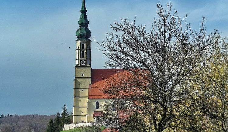Pfarrkirche \Maria Himmelfahrt\ (© Sandra Reindl)