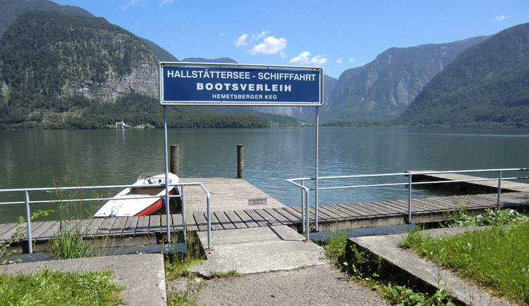 Enjoy Hallstatt from a different perspective.