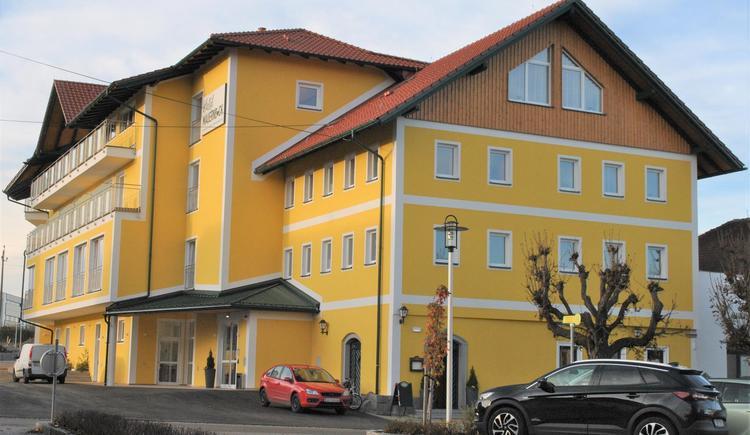 Außenansicht (© Hotel Mauernböck)
