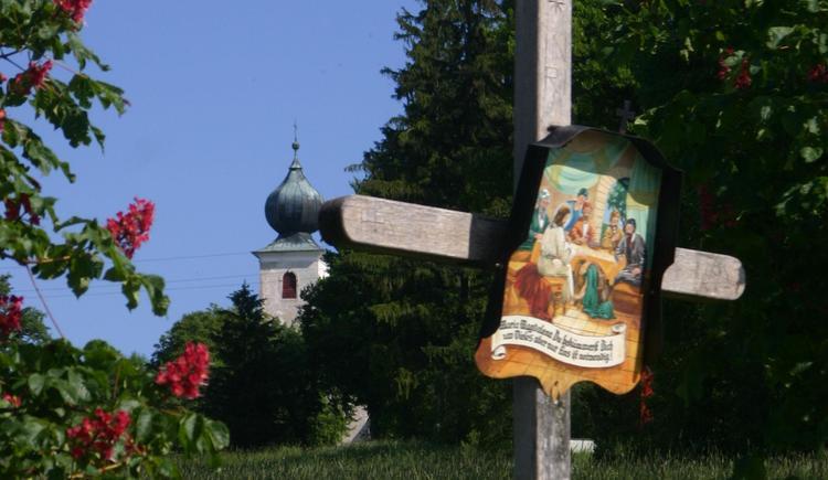 Wallfahrtskirche Magdalenaberg 1 (© Ebner)