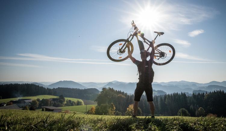 Die Tour de Alm (© Verein Tour de Alm)