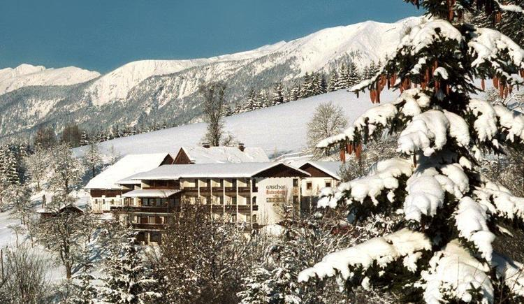 Hotel Winteransicht (© Huttersberg)