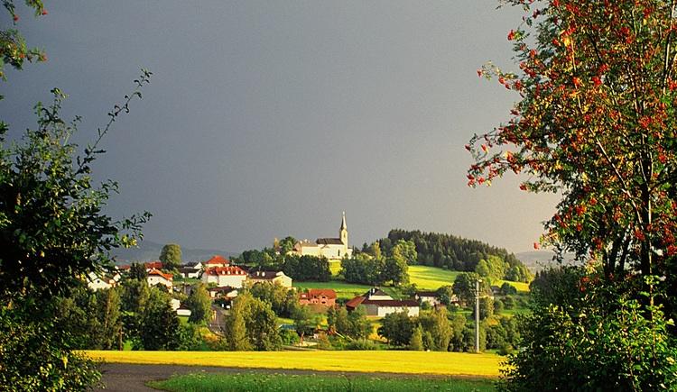 Sommer in Schwarzenberg (© Gemeinde Schwarzenberg)