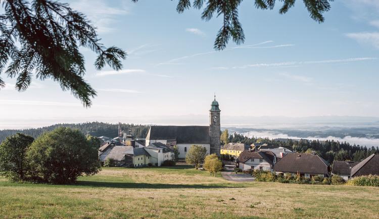 Höhenort Pfarrkirchen (© Stöbich)