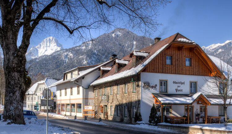 Hinterstoder Gasthaus Winter (© TVB Pyhrn-Priel/Bruno Sulzbacher)