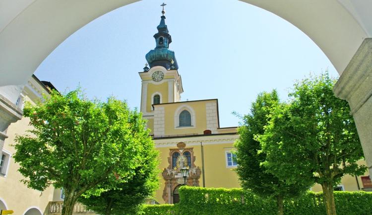 Kloster Stift Schlägl. (© Ferienregion Böhmerwald)