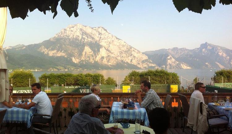Restaurant Terrassenblick (© Schweizerhof am See)