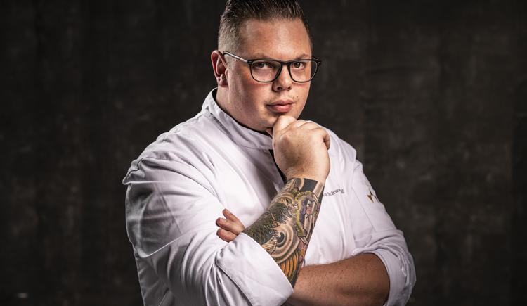 Chef de cuisine - Julian Schwamberger (© Hotel Aichinger)