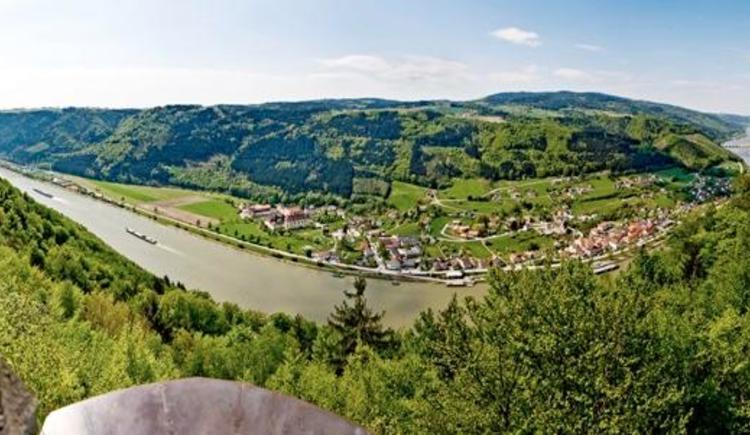 Penzenstein - Panoramablick (© WGD Donau Oberösterreich Tourismus GmbH/Weissenbrunner)