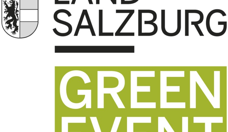 Logo Green Event (© Land Salzburg)