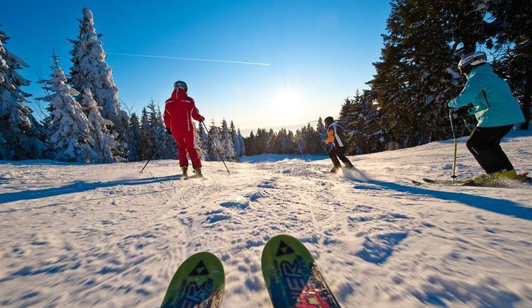 Skigebiet Hochficht (© OÖ Tourismus / Erber)
